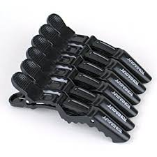 crocodile for hair styling black toni and