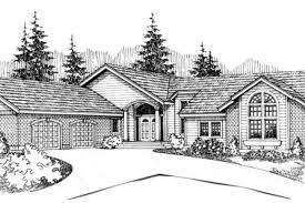 house plans with garage on side 14 ranch house plans with side entry garage 1500 sq ft ranch