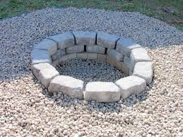 Stones For Patio Stones For Fire Pit Fire Pit Ideas