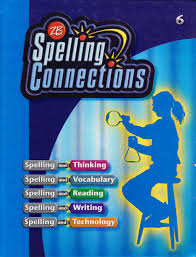 spelling connections grade 6 j richard ph d gentry