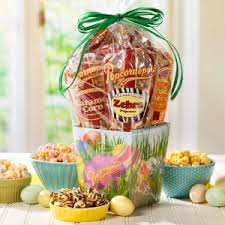 gifts baskets easter popcorn gift baskets popcornopolis