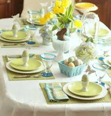 Easter Dinner Table Decorations by 20 Stylish And Unique Easter Dinner Table Decorations