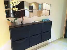 wall mounted ikea trones shoe storage cabinet home u0026 decor ikea