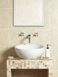 tile bathroom countertops hgtv bold shapes and hues