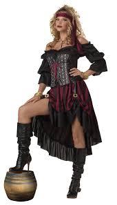 Corsets Halloween Costumes Halloween Costumes Corsets U2013 Cc01187 Pirate Wench Women