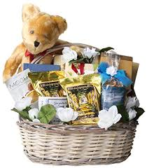 bereavement gift baskets gift basket the comfort bereavement gift basket large