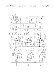 patent us5861802 fifth wheel hitch coupling control system