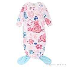 infant baby sleeping bag mermaid boutique bedding sleeping bag