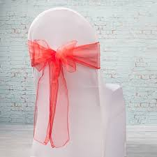 yellow chair sashesaffordable wedding favors chair sashes banners signs