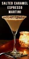 chocolate espresso martini boozy desserts salted caramel espresso martini martini mix
