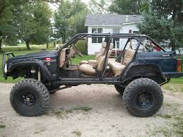 rattletrap jeep interior chopped with roll cage projects to try pinterest 4x4 jeeps