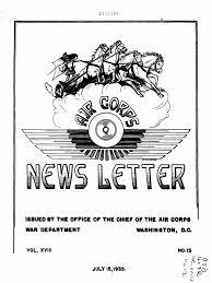bureau vall loud c air jul dec 1935 united states army air corps