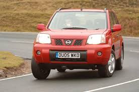common nissan x trail problems what car