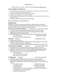 traffic production manager resume production manager resume