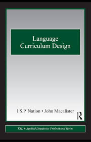 language curriculum design 2010