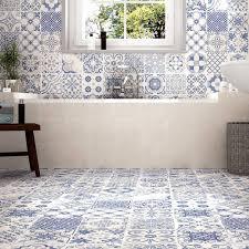 patterned tile bathroom tips when buying patterned bathroom floor tiles saura v dutt