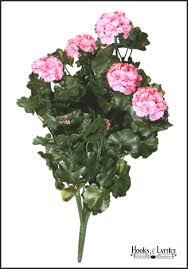 Faux Outdoor Bushes Outdoor Artificial Flowers Faux Geraniums Hooks And Lattice