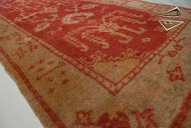 antique oushak rug runner 2 u00276