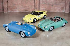 vintage porsche 356 jerry seinfeld u0027s vintage porsche s to be auctioned money