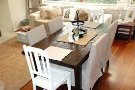Dining Table Chair Cover Dinner Chairs Covers Best Chair Seat Images On For Kitchen Table