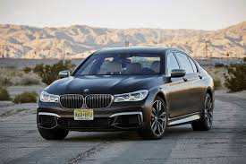 car bmw 2017 how does car and driver feel about the bmw m760i xdrive