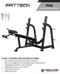 Decline Smith Machine Bench Press Fitness Fitout Ireland Gym Equipment And Sport Fitness Equipment