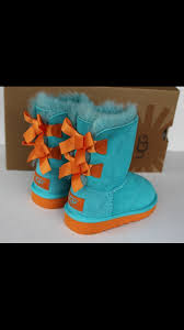 ugg boots sale blue ugg boots uggs toddler 7 mini bailey bow turquoise