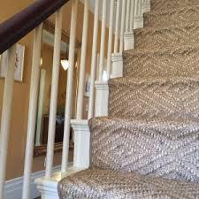 hollywood stair runner vs waterfall stair runner u2013 the carpet workroom