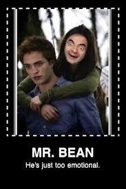 Kristen Stewart Meme - mr bean vs kristen stewart meme guy