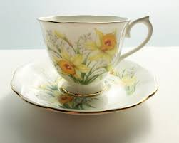 vintage royal albert bone china teacup and saucer friendship
