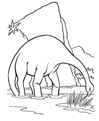 free coloring pages coloring book 23 brachiosaurus