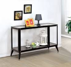 Sofa Table Contemporary by Modern Makeover And Decorations Ideas Furniture Of America