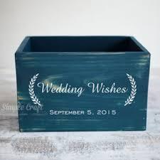 Wedding Wishes Box Best Rustic Wedding Card Box Products On Wanelo