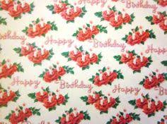 wrapping paper companies vintage wrapping paper roller coaster one sheet gift wrap
