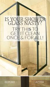 glass shower doors cleaning 1032 best hack my life images on pinterest cleaning hacks