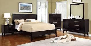 espresso queen bedroom set snyder espresso bedroom set from furniture of america coleman