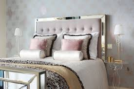 27 elegant bedrooms with distinct fabric headboards pictures