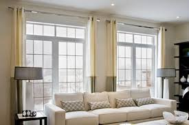 how high to hang curtains how to hang curtains to enhance your windows