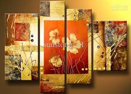 painting for home decoration classical warn art flowers group oil painting home decoration high