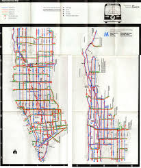 Mta Bus Routes Map by Manhattan Bus Map Pdf Montana Map