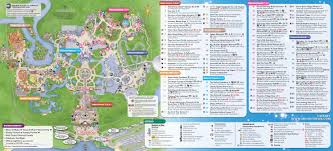 Caribbean Beach Resort Disney Map by Walt Disney World Maps