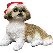 great gifts for shih tzu ornaments