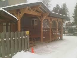 prodigious post beam homes alpine log mountain homes n post plus