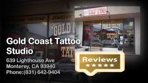 gold coast tattoo studio reviews monterey ca tattoo parlors