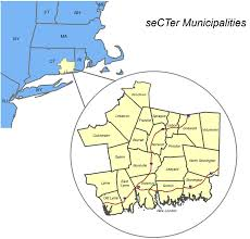 Lyme Map Towns In New London County Ct 888 673 2837