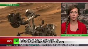 did nasa u0027s mars rover just find proof of alien life youtube