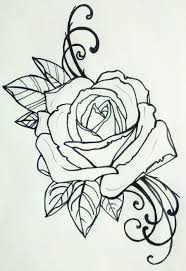 owl tattoo simple tattoo rose by resonanteye on deviantart tattoo ideas