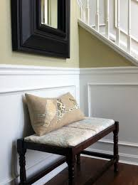 foyer bench seat bench for entryway diy tufted leather bench with