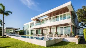 Mansion For Sale by Tour A 29 Million Modernist Mansion For Sale In Miami Beach