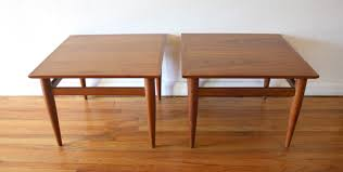 Amish End Tables by End Table Picked Vintage